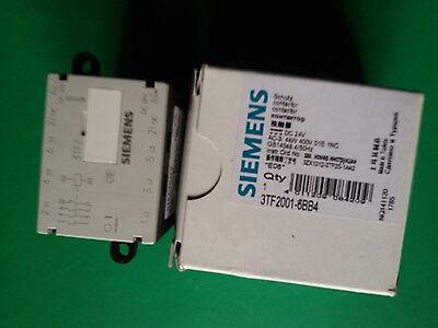 1pcs New Siemens DC Contactor 3TF2001-8CB4