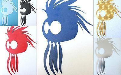 "Hawaiian Koa Warrior Mahiole Ikaika Helmet Vinyl Car Decal Sticker 5/"""