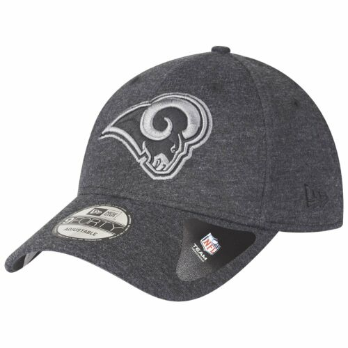 JERSEY Los Angeles Rams graphit New Era 9Forty NFL Cap