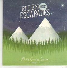 (CQ188) Ellen & The Escapades, All The Crooked Scenes - 2012 DJ CD