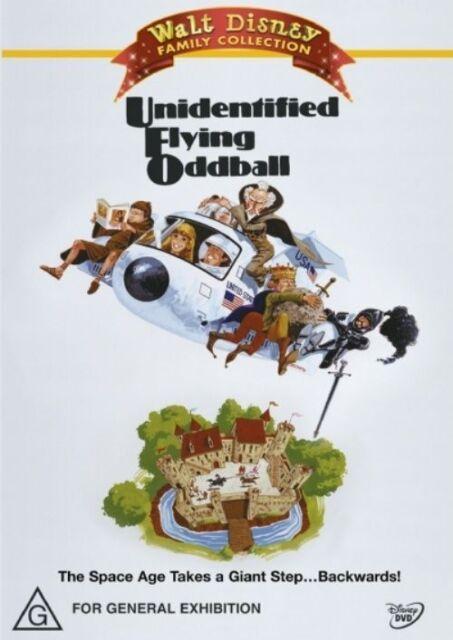 Unidentified Flying Oddball (DVD, 2004)   347