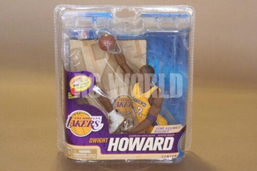 McFarlane Sports Basketball NBA Figure Dwight Howard Lakers # oo