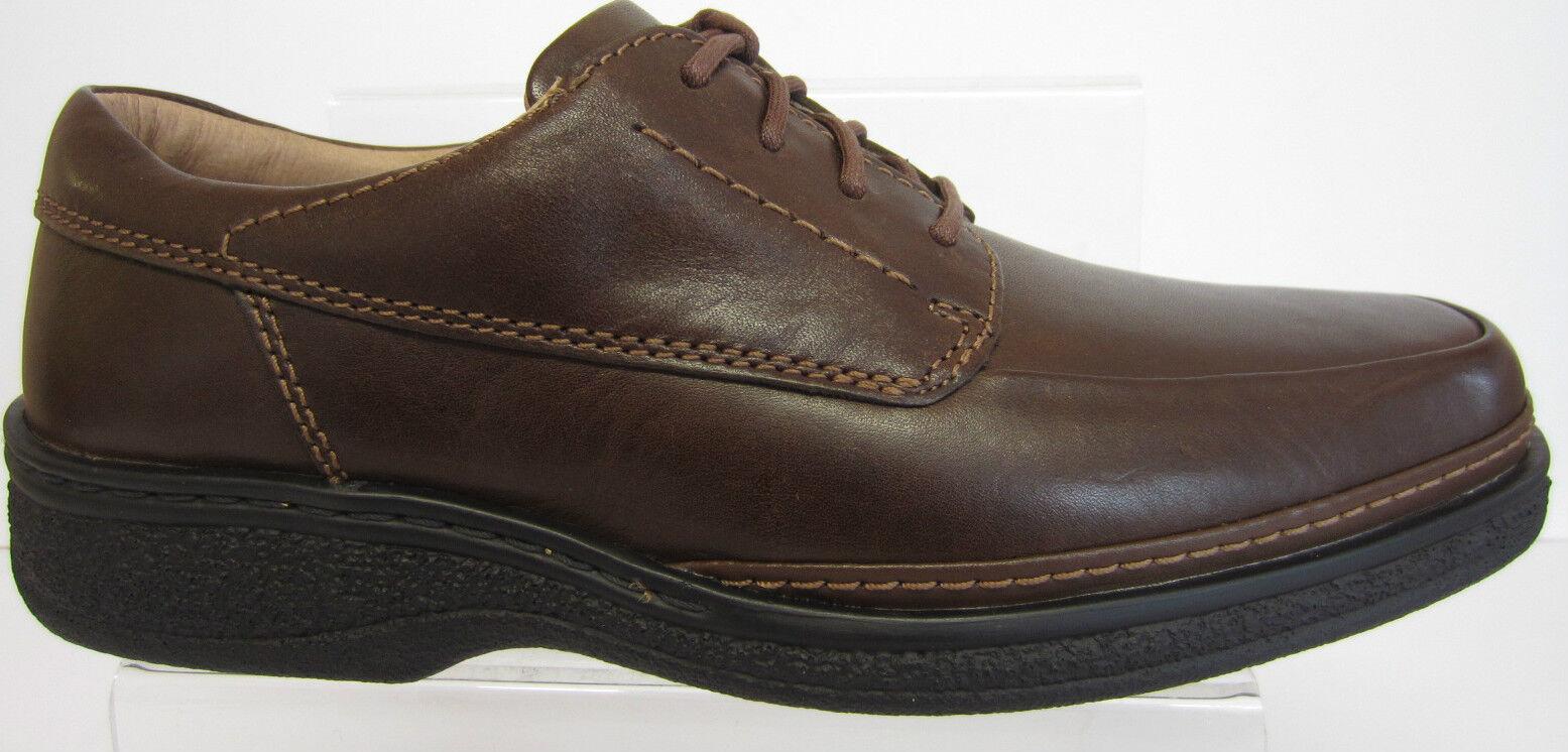 Clarks Herren Stonehill Pace braunes Leder H breitere 12 Passform UK 7 x 12 breitere (Herr) 4d376a