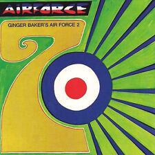 """Ginger Baker's Air Force: """"Ginger Baker's Air Force 2"""" +Bonustracks (CD Reissue)"""