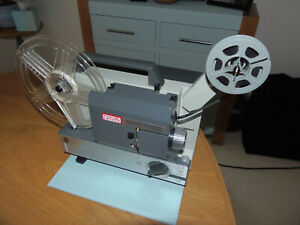 EUMIG-MARK-502D-Cine-Film-Projector-Super-8-Standard-8-Crystal-Clear-Lens