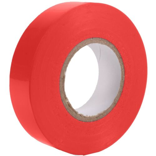 CHOOSE COLOUR 19mm x 20m Roll Insulating Wire ELECTRICIANS INSULATION PVC TAPE