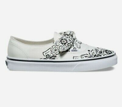 Womens Vans Authentic Knotted Floral