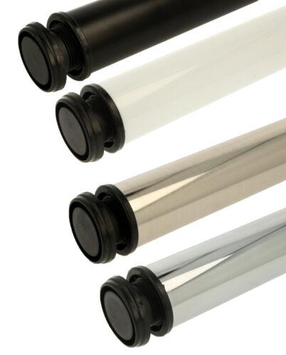 Abklappbares Tischbein Tischfuss Möbelfuss 710mm oder 870mm verschiedene Farben