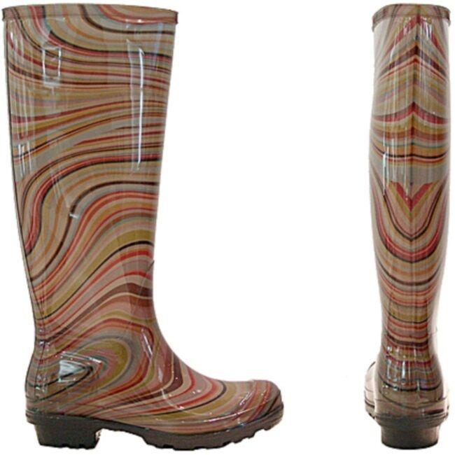 Nuevos zapatos para hombres y mujeres, descuento por limitado tiempo limitado por Paul Smith stivale gomma  swirl , swirl boot rubber 721c2e
