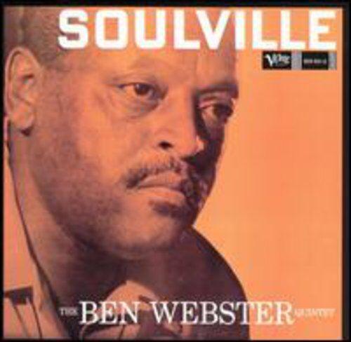 1 of 1 - Ben Webster - Soulville [New CD] Germany - Import
