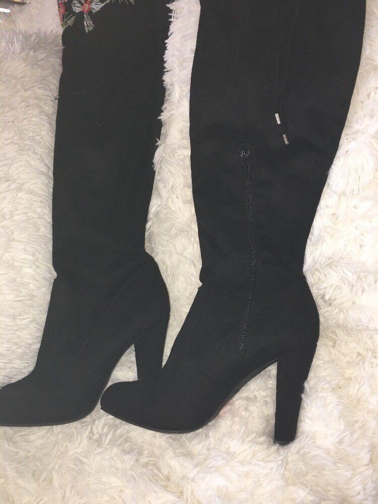 Zigi Soho Bryna Over The Knee Stiefel 9.5 Größe 9.5 Stiefel new cf1d0a