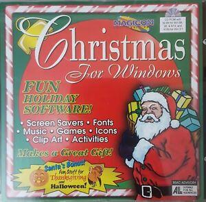 Christmas-for-Windows-PC-CD-1997-for-Windows-CD-ROM