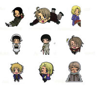 Hetalia Official Genuine Cosplay Anime Iron On Patch