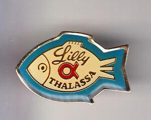 RARE-PINS-PIN-039-S-TV-PRESSE-A2-FR3-EMISSION-THALASSA-POISSON-SIDA-LILLY-BU