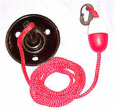 8 LBS POUND MUSHROOM MARINE BOAT ANCHOR WITH ROPE AND FLOAT NEW ATLANTIS