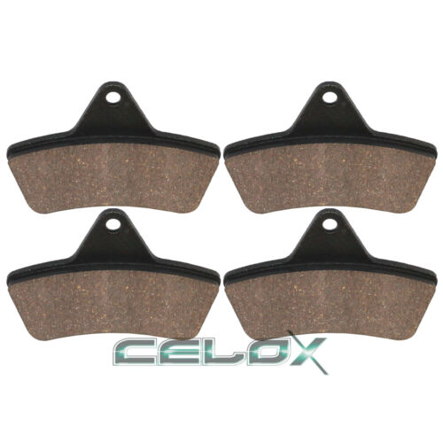 4X4 2001-2004 Front Brake Pads For Arctic Cat 250 Utility 2X4 1999-2004