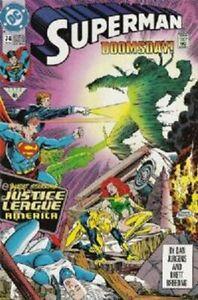 Superman-Vol-2-74-como-Nuevo-NM-Dc-Comics-Edad-Moderna