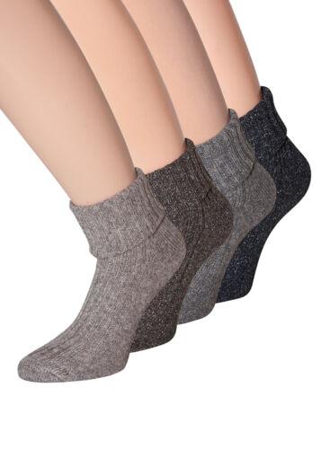 Wollsocken aus Wolle und Seide gestrickt glatt weich ohne Zehennaht mit Umschlag