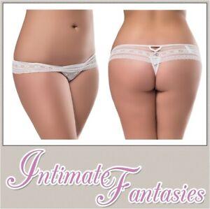 Next Women`s Thongs White Size 14,16,18