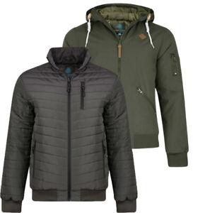 Mens KAM Smart Premium Teddy Fleece Navy Jacket Warm Big Size 2-8XL
