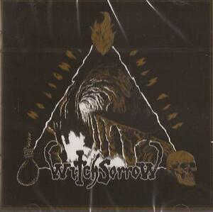 Witchsorrow-No-Light-Only-Fire-CD-NEW