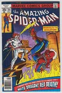 L8728-Asombroso-Spiderman-184-Vol-1-MB-NM-Estado