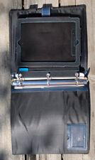 3 Ring Binder Folder Portfolio Organizer Planner Business Ipad Tablet Protector