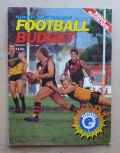 1989-SA-FOOTBALL-BUDGET-JUNE-24-PAUL-ARNOLD-Nth-ADELAIDE-POSTER