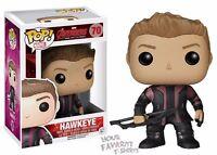 Funko Pop Avengers 2 Age Of Ultron Hawkeye Marvel Comics Licensed Vinyl Figure