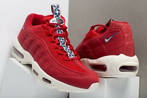87f288cb995a Nike Air Max 95 TT Pull Tab Pack AJ1844-600 Red Sail Size UK 7 EU ...