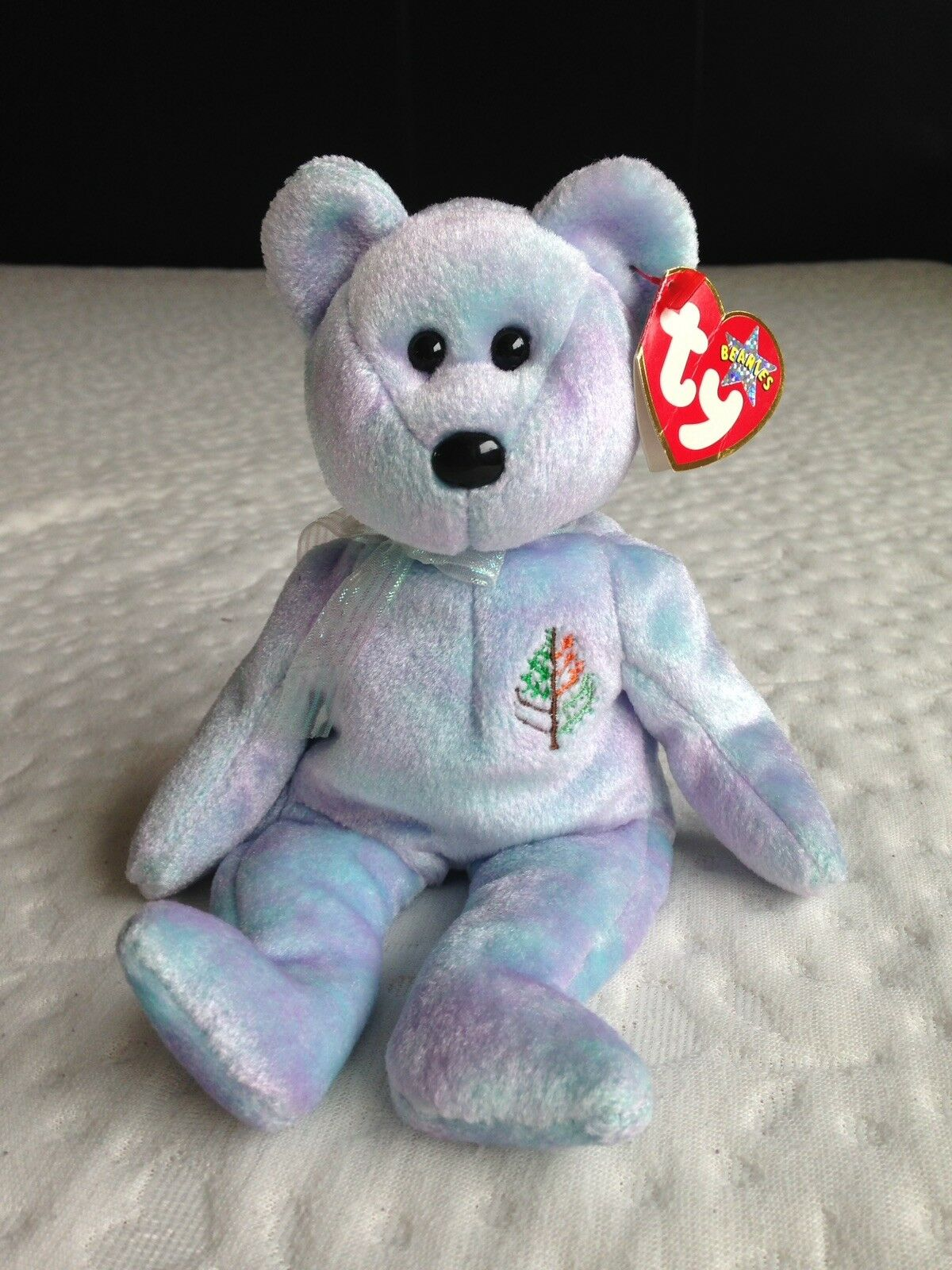Ty Beanie Babies collection 'Issy'