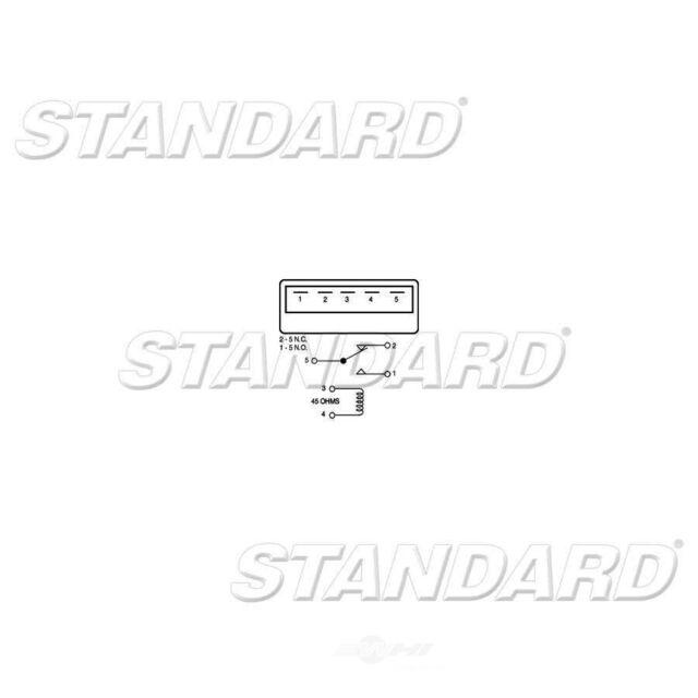Fuel Pump Relay Standard RY-31