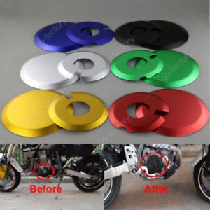 Aluminum Engine Cover Protector Guard For Suzuki DRZ400 DRZ400E DRZ400S DRZ400SM