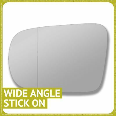 Ala izquierda del lado del pasajero Gran Angular Cristal Espejo Puerta Para Citroen C8 2002-2010