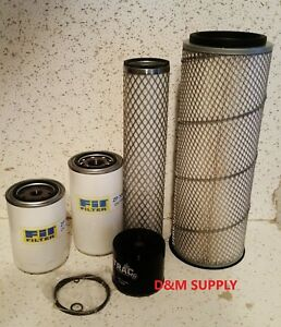 ford tractor filter kit 231 2310 233 250c 2610 2810 2910 3230 334image is loading ford tractor filter kit 231 2310 233 250c