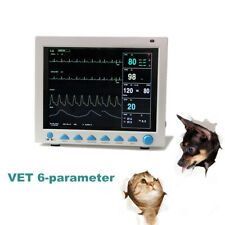 121 Color Lcd Veterinary Vital Signs Patient Monitor Icu Ccu Multiparameter Us