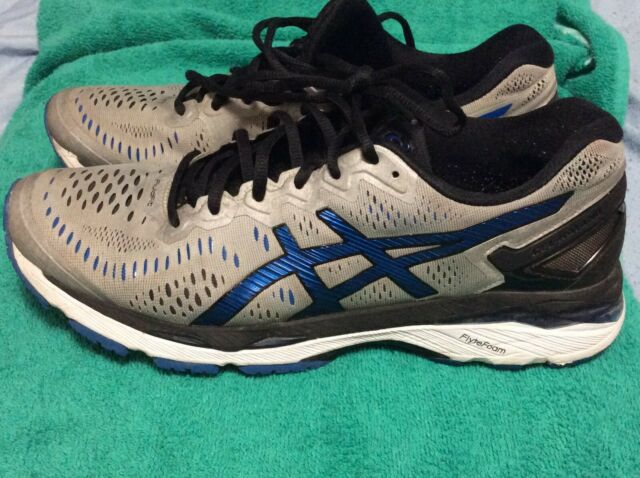 Details about Asics Gel Kayano 20 Men's Running Shoes Sneakers Green Black Silver Size 6.5 US