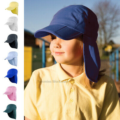 attractivefashion exceptional range of colors 2020 Result Childrens Folding Sun Holiday Hat Boys Girls Summer Neck Flap Cap  (RC76J) | eBay