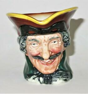 Royal-Doulton-DICK-TURPIN-Toby-Jug-Mug-Small-3-1-2-034