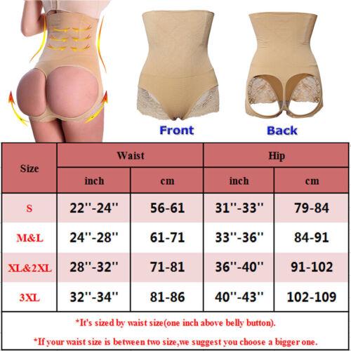 Fajas Colombianas Reductoras Women Slimming Shapewear Butt Lifter Boyshort Panty