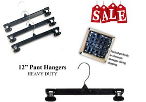 """Clothes Hangers Heavy Duty PANTS Hanger 12/"""" 90 Qty *SALE 50/% off"""
