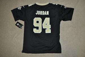 b2e8b6c6605 Nike New Orleans Saints Cameron Jordan #94 Youth Home Game Jersey ...