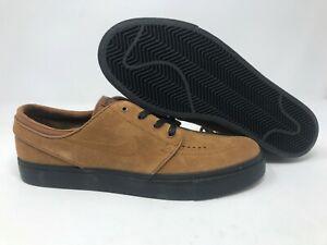 abcfd70578 Nike SB Zoom Stefan Janoski Shoes Men's Sz 8 British Tan 333824-218 ...