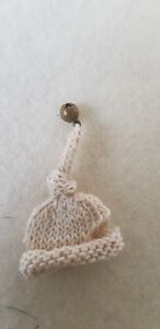 RAR-Miniature-Knitted-Hat-With-Ear-Holes-For-2-3-8-3-1-8in-Small-Bear-Shabby