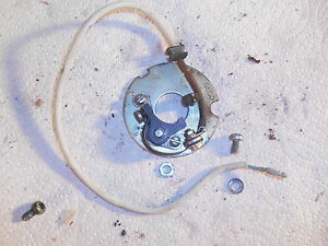 1972-72-HONDA-SL100-IGNITION-POINTS-SPARK-WITH-MOUNTING-PLATE-SL-100