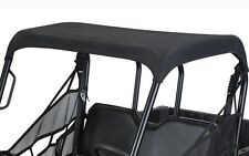 BLACK CANVAS ROOF TOP for MIDSIZE 2017 POLARIS RANGER ETX & 500 570 EFI EPS & EV