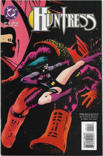 Huntress (1994) #4 - VF Minus