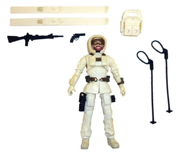 GI Joe Weapon Snow Job Backpack 1983 Original Figure Accessory