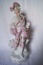 "VINTAGE FEI Collector's Edition 12"" Fine Porcelain GEORGE WASHINGTON Figurine"