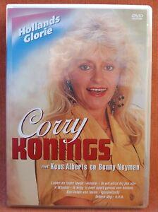 CORRY KONINGS MET KOOS ALBERTS EN BENNY NEYMAN -  !!! DVD   !!!